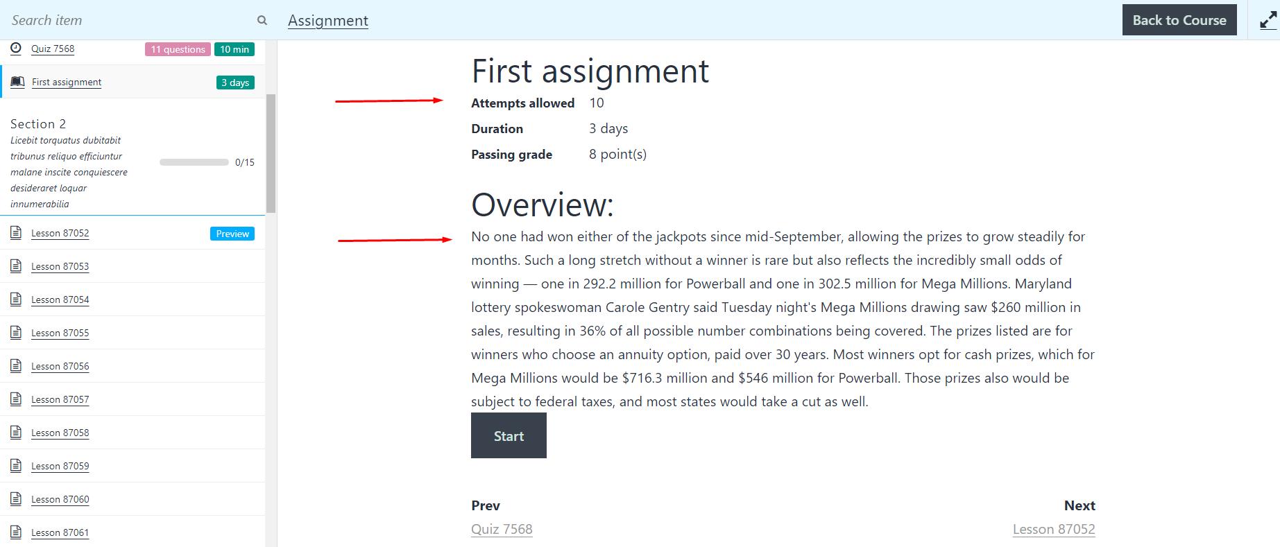 assignment-before-start