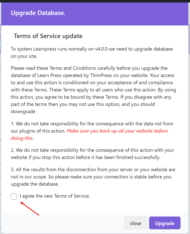 Upgrade-db-terms-and-conditions